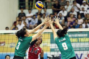 Giải đấu bổ ích cho các nữ VĐV bóng chuyền Việt Nam