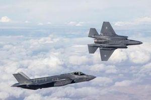 Israel lần đầu tiên sử dụng F-35 không kích Syria