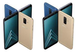 Samsung giới thiệu 4 smartphone màn hình vô cực mới tại Ấn Độ