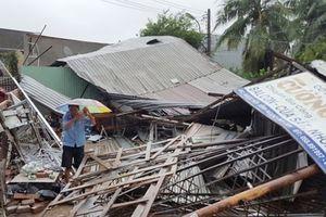 1 người chết và hơn 1,4 tỷ đồng thiệt hại do mưa dông, lốc sét