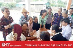 Vai trò của câu lạc bộ pháp luật trong cộng đồng dân cư ở Thạch Hà