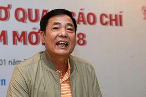 Vì sao ông Trần Mạnh Hùng ngồi ghế phó chủ tịch VPF?