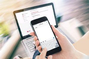 Mua bản quyền phần mềm qua tin nhắn SMS