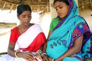 Phụ nữ Ấn Độ gặp khó vì luật phá thai