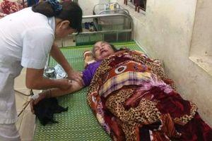 Nghệ An: 4 nạn nhân bị sét đánh dù đang ngồi trong nhà