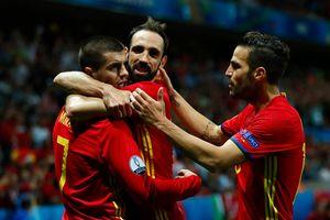 Đội hình 11 ngôi sao Tây Ban Nha ngồi ngoài ở World Cup 2018