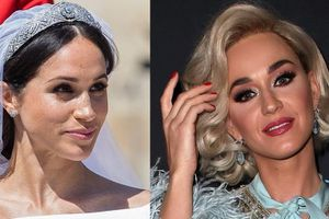 Katy Perry thích váy cưới của Kate Middleton hơn Meghan Markle