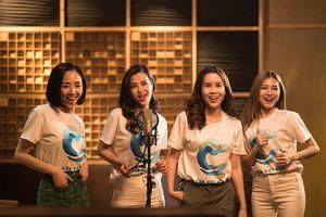 Tóc Tiên, Đông Nhi, Đức Phúc hòa giọng trong ca khúc của Hồ Hoài Anh