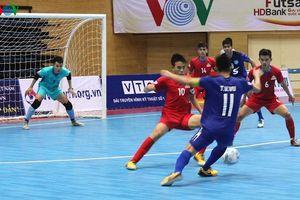 Giải Futsal HDBank VĐQG 2018: Chất Futsal đậm đặc