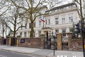 Thư ký báo chí ĐSQ Nga phản ứng với phát ngôn của Ngoại trưởng Anh