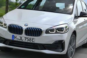 BMW 2-Series 2019: Dòng xe minivan tuyệt đẹp dành cho gia đình