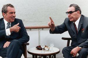 Bí mật chuyến thăm Mỹ của lãnh tụ Xô Viết Leonid Brejnev