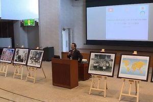 Kỷ niệm 128 năm ngày sinh Chủ tịch Hồ Chí Minh tại Mimasaka, Nhật Bản