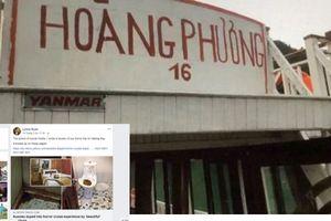 'Chuyến đi kinh dị' của khách Tây trên du thuyền Hạ Long: Đâu là sự thật?