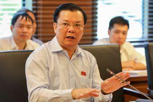 Bộ trưởng Đinh Tiến Dũng: Quá trình xây dựng chính sách rất cần sự góp ý của cộng đồng