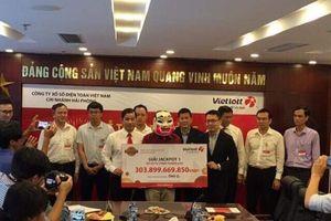 Nghi vấn 'tạo dựng' người nhận giải Jackpot hơn 300 tỷ, đại diện Vietlott nói gì?