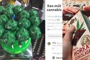Bộ Công an: Thông tin chính thức về 'kẹo mút cần sa' rao bán trên mạng