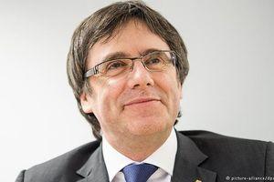 Tòa án Đức từ chối bắt giữ lại cựu Thủ hiến vùng Catalonia
