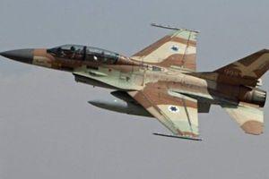 Damascus nâng mức cảnh báo khi không quân Israel liên tục bay dọc biên giới Syria