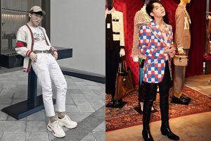 Mặc đồ hiệu chất như thế này, Sơn Tùng M-TP xứng đáng là ''hoàng tử Gucci'' của Việt Nam
