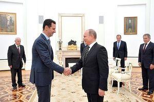 Nga-Syria 'thắng chẻ tre', phương Tây hãy chấp nhận thất bại