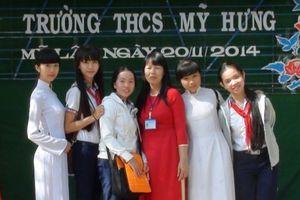 Cô giáo Đinh Thị Lương – Tấm gương sáng trong sự nghiệp trồng người