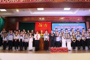 Một lớp học có 8 học sinh đạt giải quốc gia