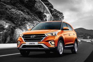 Hyundai Creta 2018 ra mắt, giá từ 315 triệu đồng
