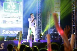 Dàn sao trẻ hội ngộ trong đêm nhạc cổ động rèn luyện sức khỏe