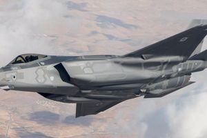 Israel xác nhận lần đầu sử dụng F-35 để không kích ở Syria