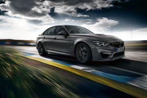 Cận cảnh BMW M3 CS - phiên bản giới hạn 1.200 chiếc