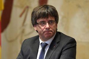 Đức cân nhắc trục xuất cựu Thủ hiến Catalonia Carles Puigdemont