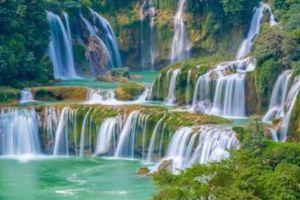 Choáng ngợp trước khung cảnh hùng vĩ của những thác nước đẹp nhất thế giới