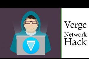 Verge bị đánh cắp 1.7 triệu USD vì lỗ hổng blockchain