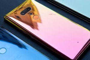 HTC U12+ ra mắt với 4 camera, RAM 6GB
