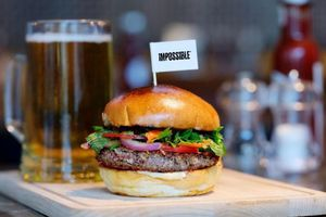 Startup 'burger không thịt' nhận được 400 triệu USD vốn đầu tư