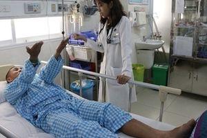 Cứu người đàn ông đột quỵ nhập viện trong 'thời gian vàng'