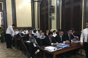 Vụ án TrustBank: Luật sư tranh luận về việc mua bán căn nhà số 5 Phạm Ngọc Thạch