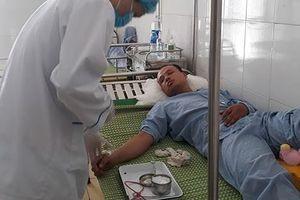 Nhân chứng kể lại vụ tai nạn tàu hỏa SE19 ở Thanh Hóa