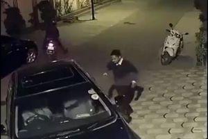 Điều tra vụ đánh chủ tiệm cầm đồ, cướp xe ô tô trong đêm