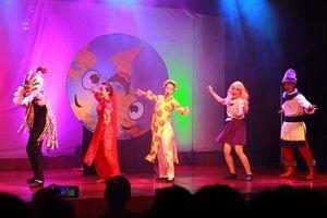 Sân khấu dịp Quốc tế Thiếu nhi: Chưa nhiều 'món ngon'