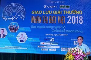 Phát động 'Giải thưởng Nhân tài Đất Việt 2018' tại Đà Nẵng