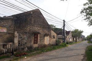 Thu hồi khu tập thể Bệnh viện đa khoa Hà Tĩnh cũ: Dân xin ở lại