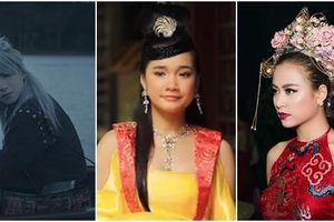 'Xuyên không' với tạo hình cổ trang độc lạ, sao Việt người đẹp xuất thần, kẻ khiến fan khóc thét