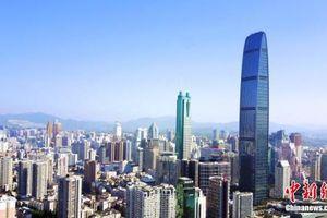 Thâm Quyến: Điểm sáng trong cải cách mở cửa của Trung Quốc