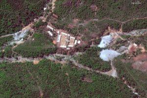 'Cuộc marathon' đến bãi thử hạt nhân Triều Tiên