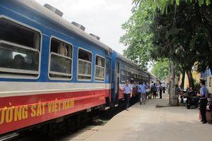 Công bố lịch chạy tàu mới sau vụ lật tàu SE19 ở Thanh Hóa