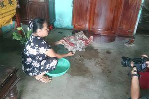 Nhiều đồ vật trong nhà bỗng dưng bốc cháy ở Long An