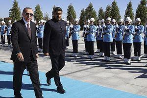 Mỹ vô tình đẩy Thổ Nhĩ Kỳ xích lại gần Iran và Venezuela?