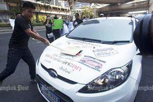 Xe ôtô Ford tại Thái Lan bị khách hàng kiện vì lỗi hộp số